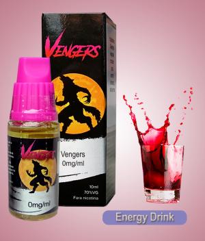 hangsen red energy 10 ml