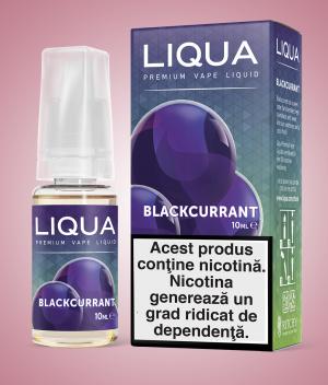 Blackcurrant Liqua Elements