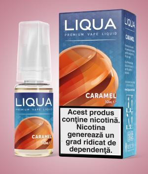 Caramel Liqua Elements