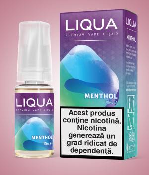Menthol Liqua Elements