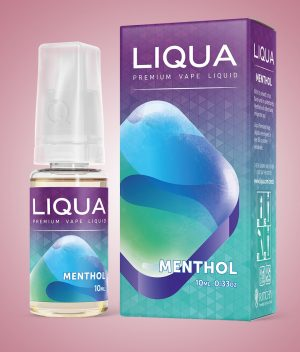 menthol liqua elements