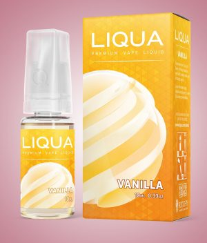 vanilla liqua elements