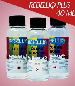 Rebelliq Plus 40ml