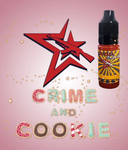 crime and cookie guerrilla
