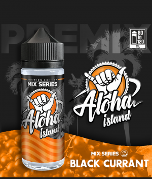 black currant aloha