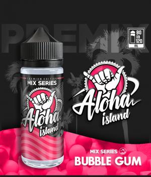 bubble gum aloha
