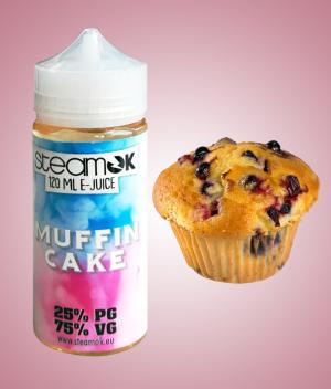 muffin cake steamok