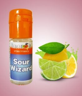 sour wizard flavourart