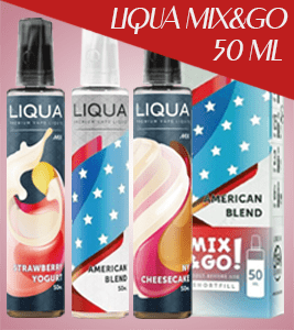 Liqua Mix&Go 50 ZERO
