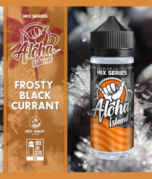 frosty blackcurrant aloha