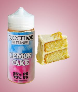 lemon cake steamok