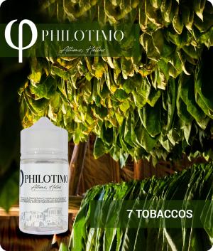 7 tobaccos philotimo