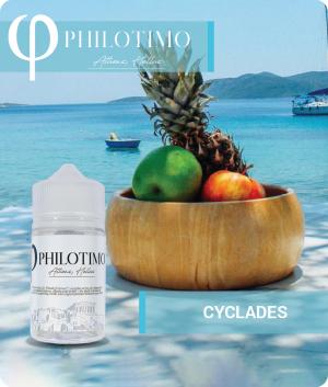 cyclades philotimo