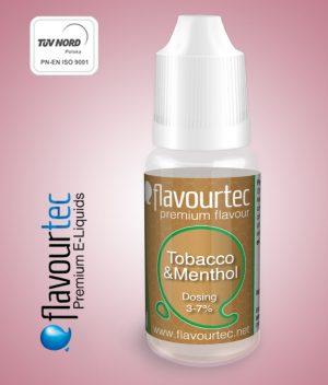 Aromă Tobacco&Menthol