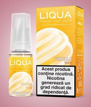 Vanilla Liqua Elements