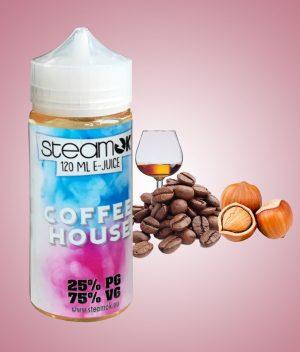 coffee house steamok