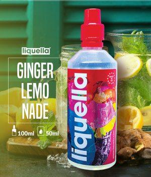 ginger lemonade liquella