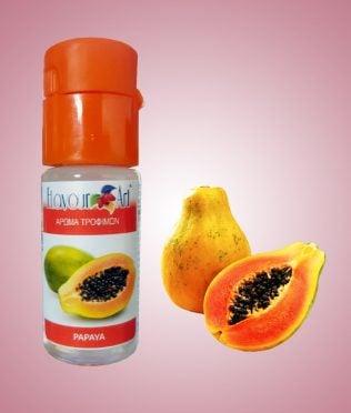papaya flavourart