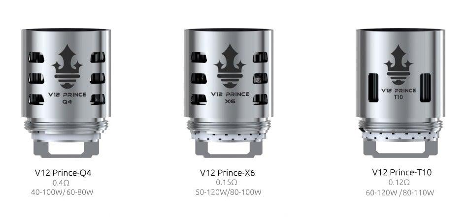 rezistente tfv12 prince
