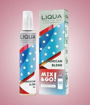 american blend liqua