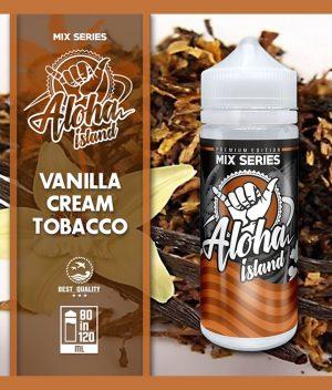 vanilla cream tobacco aloha