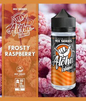 frosty raspberry aloha