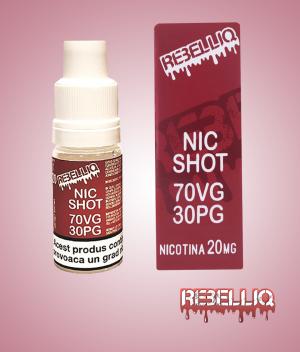 bază nicotină rebelliq