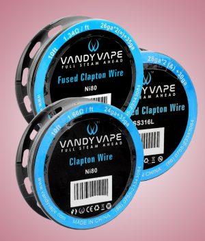 sârmă rezistențe Vandy Vape