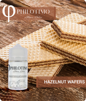 hazelnut wafers philotimo