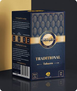 traditional tobacco pod series