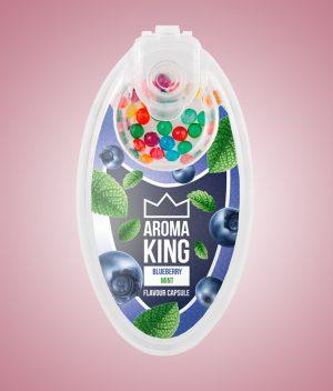 capsule tigari blueberry mint
