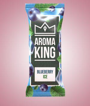 card aromatizant blueberry ice