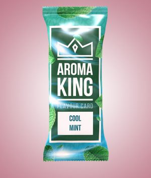card aroma menta