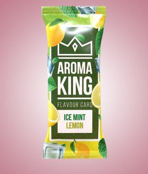 card aromatizant ice mint lemon
