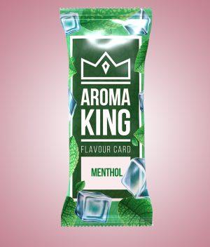 card aromatizant menthol