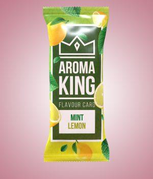 card aromatizant mint lemon