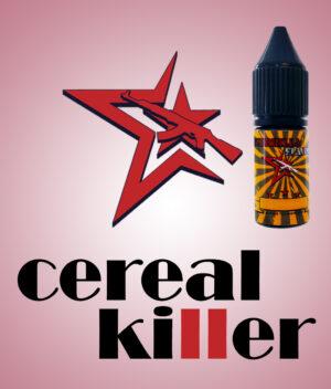 cereal killer guerrilla