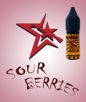 sour berries guerrilla
