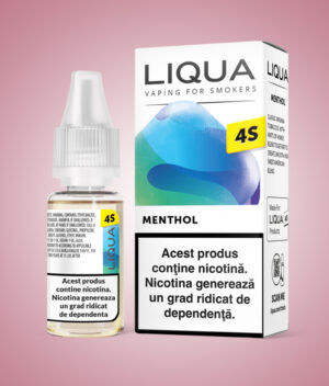 menthol liqua 4s