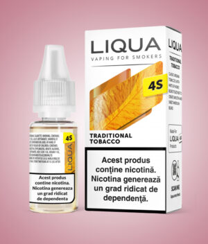 traditional tobacco liqua 4s