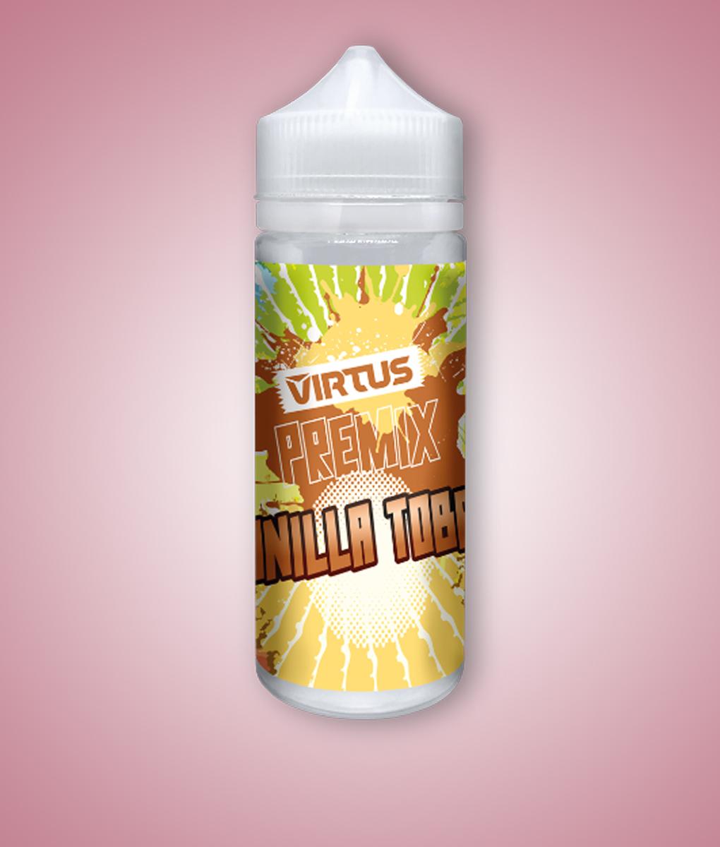 vanilla tobacco premix